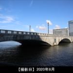 萬代橋の風景写真