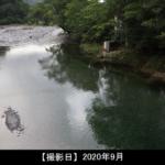 石抱橋からの写真