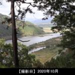 貝附城跡からの写真