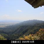 虚空蔵山の頂上からの写真