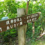護摩堂山16